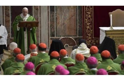 Diễn văn của Đức Thánh Cha kết thúc cuộc gặp gỡ bảo vệ trẻ em