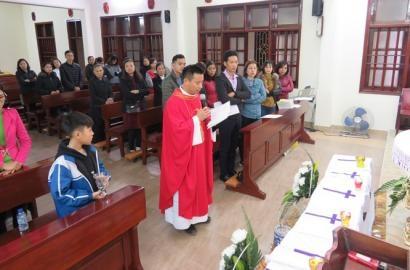 Nhóm BVSS tại Hải Phòng: mừng lễ kính các thánh Anh Hài và cầu nguyện cho công cuộc BVSS