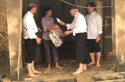 Ban Cứu Trợ Caritas Việt Nam