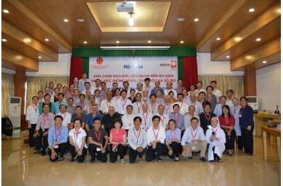 Caritas Việt Nam: tường trình hội thảo về khía cạnh đạo đức liên quan đến HIV/AIDS trong việc phòng ngừa, chăm sóc, và hỗ trợ