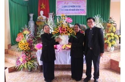 Tu Hội Thánh Tâm - Hải Phòng: Dấu ấn 20 năm phục vụ tại Làng phong Chí Linh