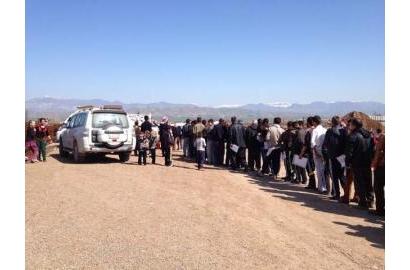 Harsh life for Iraqi refugees in Kurdistan
