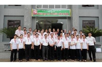 Nhật ký khóa Quản trị và Tổ chức Văn phòng, Giáo tỉnh Hà nội