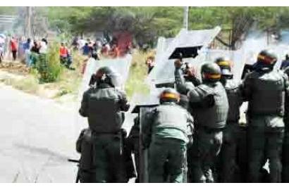 Đức Thánh Cha bầy tỏ sự đau buồn về các nạn nhân của vụ nổi loạn tại khám đường Venezuela