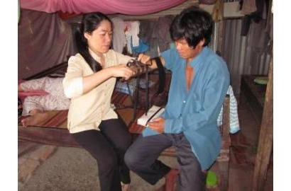 Caritas Phan Thiết: Cánh tay giả, niềm vui thật