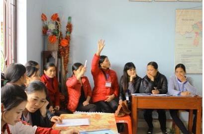 Caritas Hải Phòng giúp tập huấn kỹ năng sống cho người có H tại Giáo phận Lạng Sơn