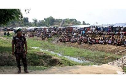 Liên Hợp Quốc can thiệp, Myanmar chấp nhận đưa 700.000 người Rohingya hồi hương