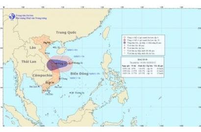 Tin bão khẩn cấp (Cơn bão số 8)