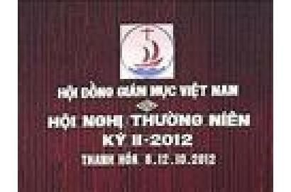 Nhật ký Hội nghị Thường niên kỳ II-2012 Hội đồng Giám mục Việt Nam [4]
