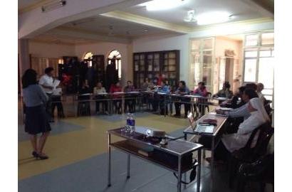 Caritas Huế: tập huấn xây dựng năng lực cho các nhóm Tự Lực
