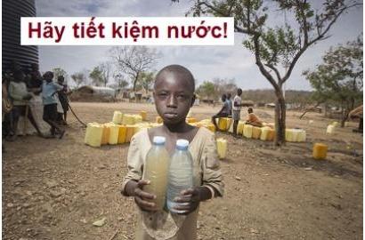 Nước - cho Tất Cả và cho Mọi Người