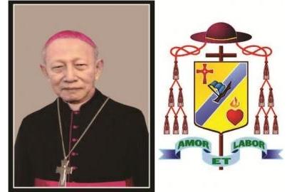 TGM Vĩnh Long cáo phó: Đức Cha Giacôbê Nguyễn Văn Mầu qua đời