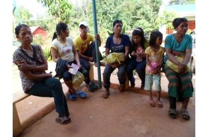 Chuyến đi thực tế của ban Phong tại một số làng Phong Gia Lai (kỳ 2)