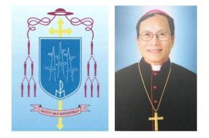 Caritas Việt Nam chúc mừng Tân Tổng Giám Mục TGP Huế