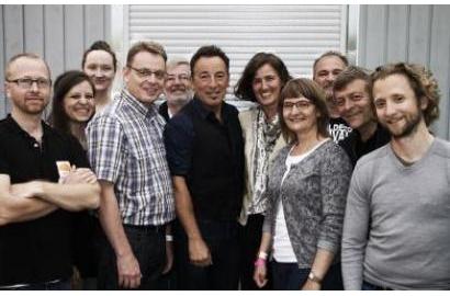 Bruce Springsteen chọn Caritas Đan Mạch để nuôi dưỡng những trái tim đói khát