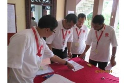 Bế giảng khóa ToT của Giáo tỉnh Hà Nội