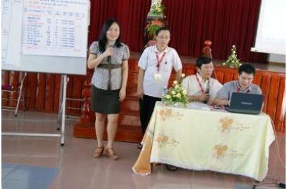 """Nhật ký khoá tập huấn về """"Quản Trị Tài Chính"""" cho Giáo Tỉnh Huế (3)"""