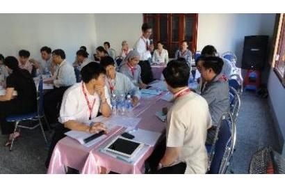 Nhật ký khóa Tập huấn Quản trị và Tổ chức văn phòng tại Giáo tỉnh Hà nội