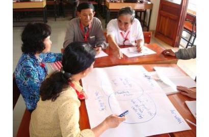 Ban HIV/AIDS Caritas Việt Nam: Khai giảng khóa Tập huấn Emmau III