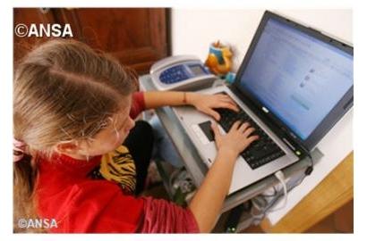 Bảo vệ các trẻ em trong thế giới internet