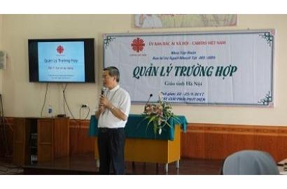 """Caritas Việt Nam: Ban Khuyết Tật và Ban HIV/AIDS Khai mạc khoá tập huấn """"Quản lý Trường hợp"""""""