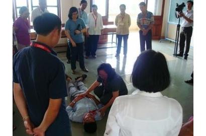 Ban chuyên trách HIV của Caritas Việt Nam: Khóa Emmaus IV