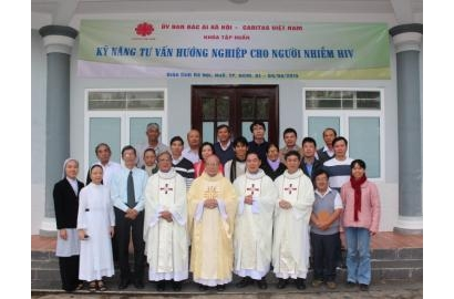 Caritas Việt Nam: Bế giảng khóa Emmaus VII tại Trung tâm Mục vụ Đà Lạt