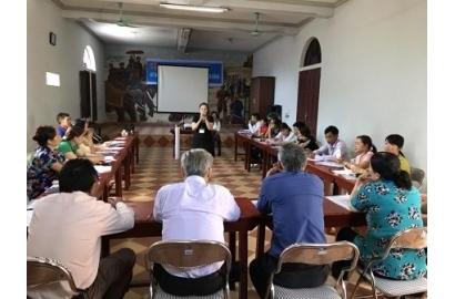 Caritas Thanh Hóa: Cảm Nhận Về Khóa Tập Huấn