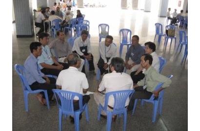 Tập huấn cho Cộng tác viên Bà Rịa về công tác hỗ trợ người khuyết tật
