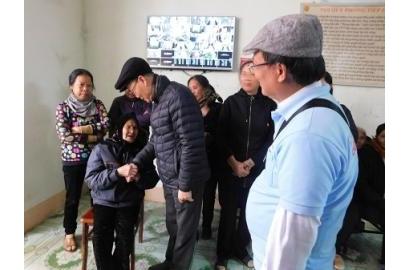 Caritas Phát Diệm: Mổ Mắt Thay Đục Thuỷ Tinh Thể Cho Người Lớn Tuổi