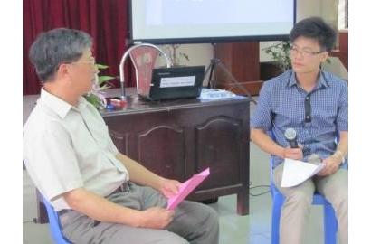Khóa tập huấn quyền trẻ em và kỹ năng tư vấn cho người nhiễm HIV/AIDS tại Tòa giám mục Hải Phòng