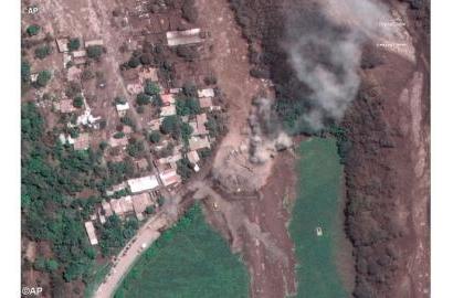 Đức Thánh Cha chia buồn vụ núi lửa phun tại Guatemala