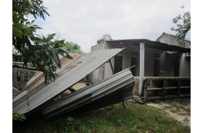 Caritas Việt Nam hỗ trợ nạn nhân Giáo phận Huế chịu thiệt hại cơn bão số 10