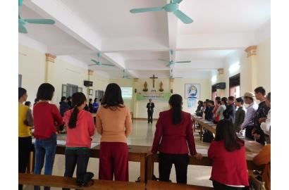 Caritas Phát Diệm: Tổ Chức Ngày Giao Lưu - Học Hỏi Giữa Người Có H Và Người Khuyết Tật 29/11/2018