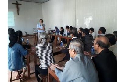 Caritas Huế: Thành lập nhóm Cộng Tác Viên Cộng Đồng tại Hạt Hải Vân