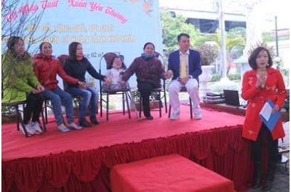 Caritas Hải Phòng: Gặp mặt, giao lưu và tặng quà Tết cho người có H. và người khuyết tật