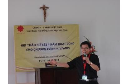 Caritas Hải Phòng với những hoạt động hỗ trợ bệnh nhân HIV/AIDS