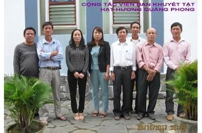 Hình Thành Đội Ngũ Cộng Tác Viên Ban Khuyết Tật của Caritas Huế tại Hạt Hương Phú
