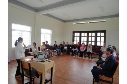 """Caritas Việt Nam: Khai giảng khoá Emmaus VII """"Kỹ năng tư vấn hướng nghiệp cho người nhiễm HIV"""""""