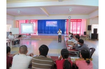 """Caritas Huế: Tập huấn """"Giá trị sống và kỹ năng sống"""" cho các tình nguyện viên và thành viên nhóm Tự Lực"""