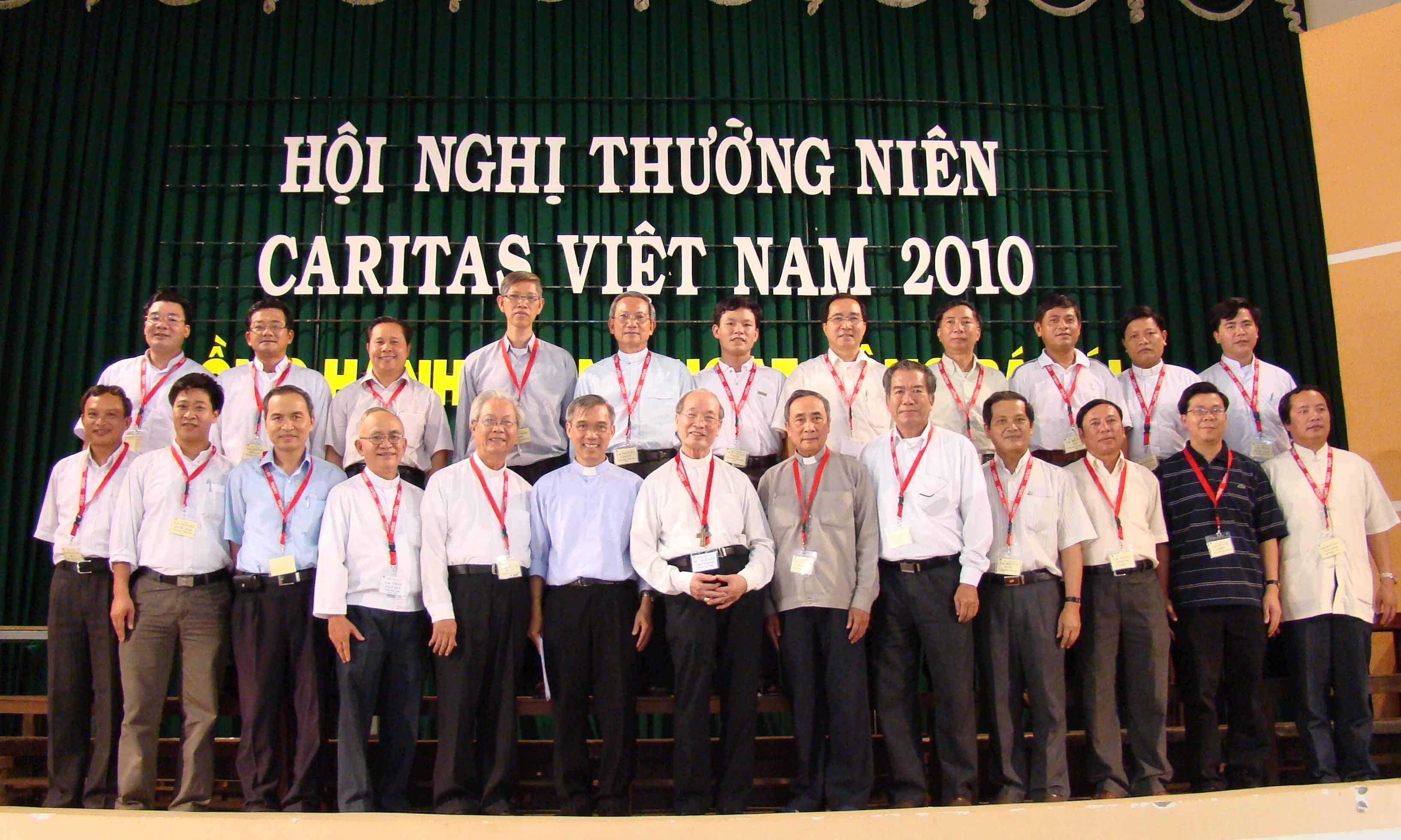Caritas Việt Nam: HNTN 2010