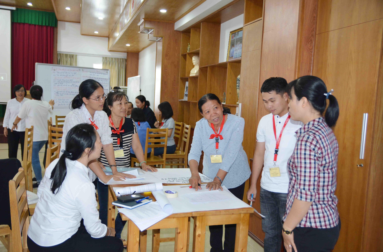 Caritas Việt Nam: Khóa tập huấn Kỹ năng viết dự án