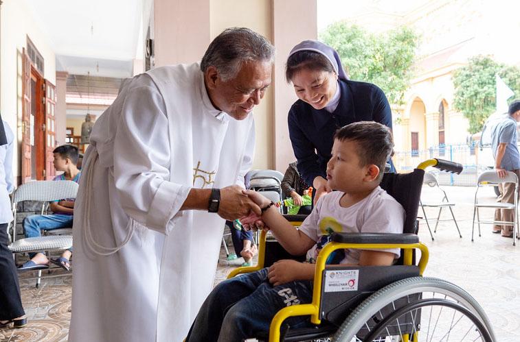 Lời Ngỏ Ban Hỗ Trợ Người Khuyết Tật
