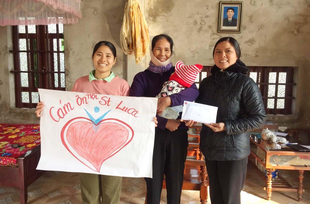 Caritas Phát Diệm: Tình Yêu Kiến Tạo Nụ Cười