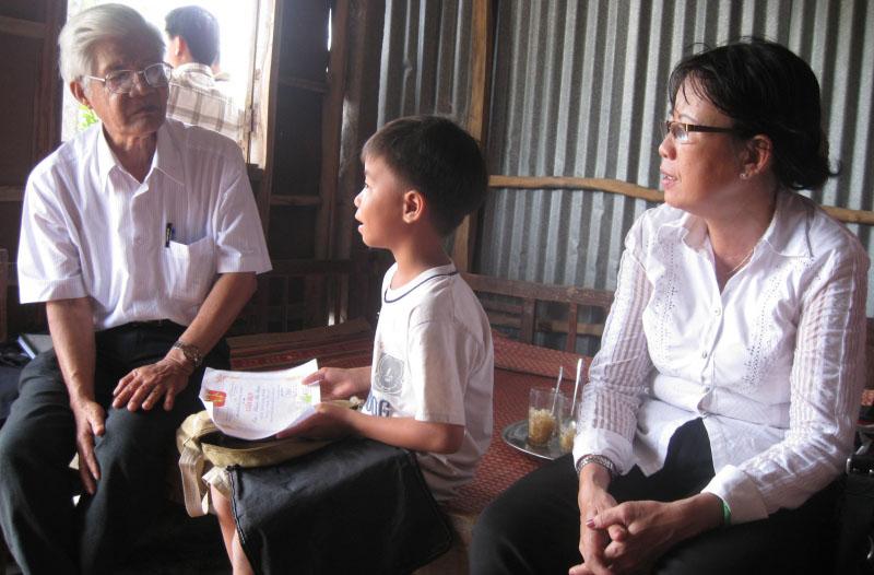 Đôi nét nhận định về việc hỗ trợ học bổng của Caritas Việt Nam