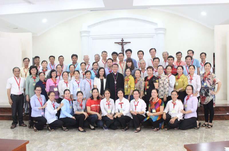 Caritas Việt Nam: Tập huấn phòng ngừa mua bán người và xâm hại trẻ em