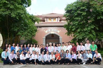 Caritas Việt Nam:  Ban Khuyến Học Tổ Chức Khóa Tập Huấn Đồng Hành Vi