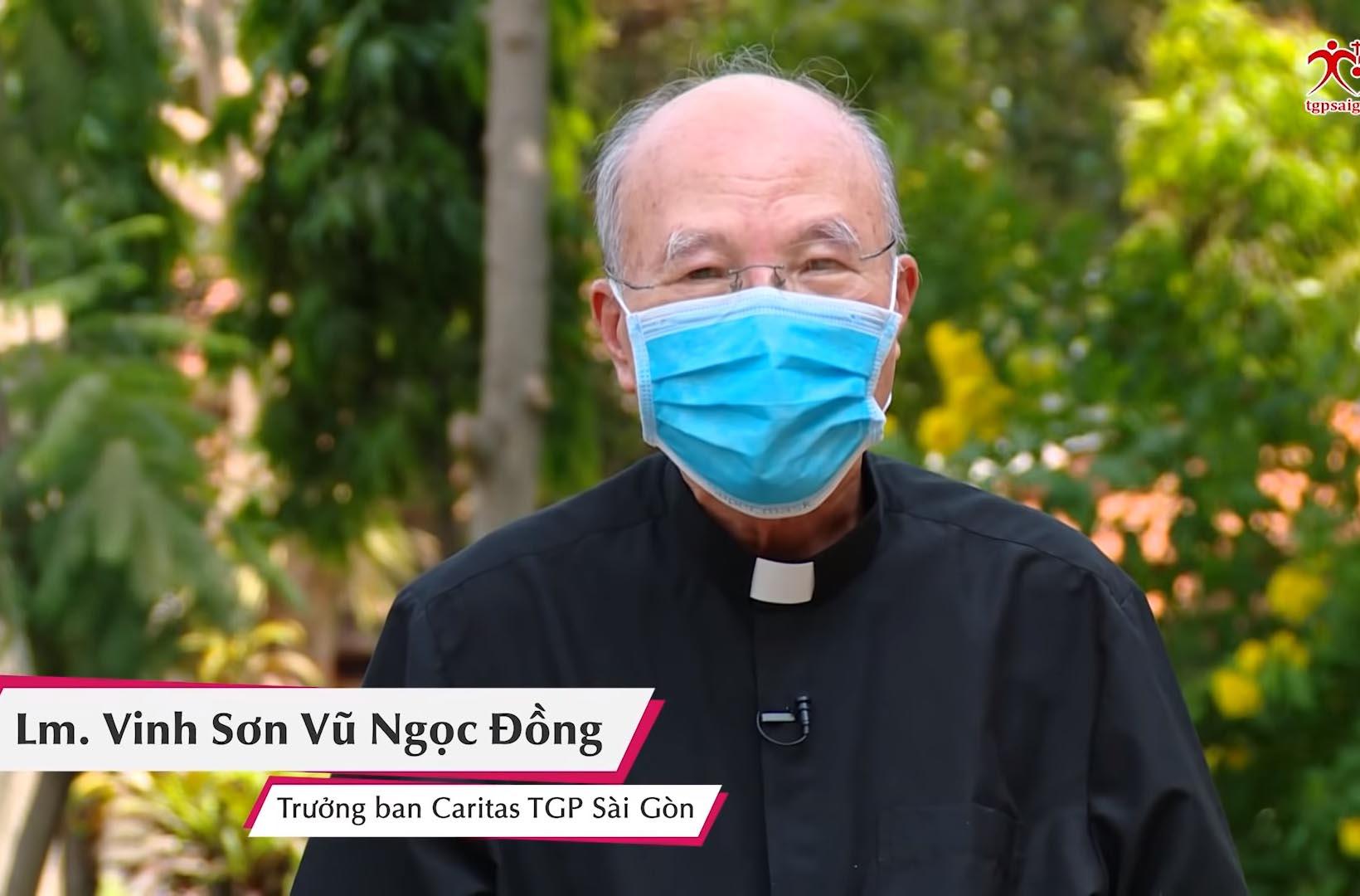 Caritas TGP Sài Gòn: thực hiện chung tay lan tỏa yêu thương