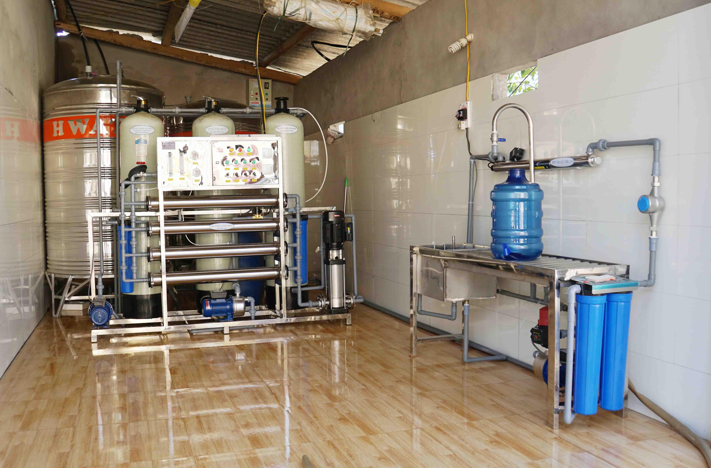 Thư mời khoá tập huấn cho Người quản lý hệ thống máy lọc nước tinh khiết