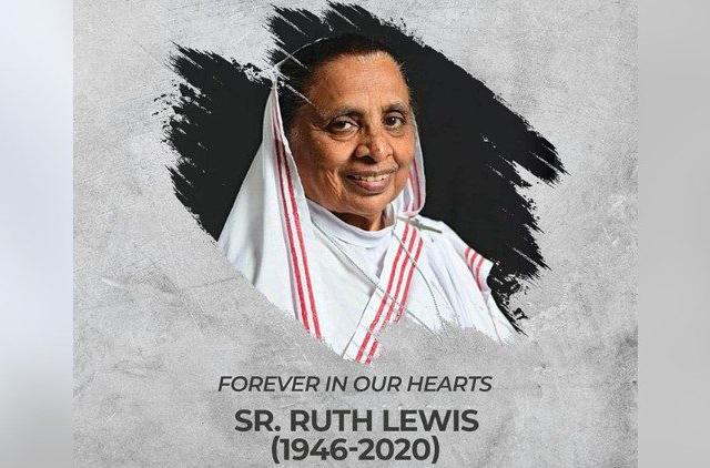 """Sơ Ruth Lewis, """"Mẹ của các trẻ em khuyết tật ở Pakistan"""", qua đời vì Covid-19"""